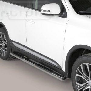 Mitsubishi Outlander 2015 2019 - Ovális oldalfellépő - mt-192