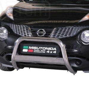 Nissan Juke 2010 - EU engedélyes Gallytörő rács - mt-133