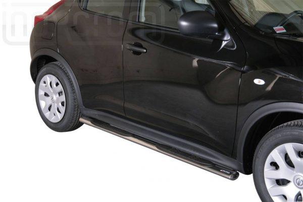 Nissan Juke 2010 - Ovális oldalfellépő - mt-192