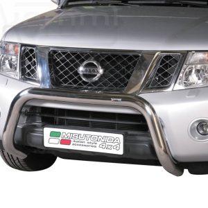 Nissan Navara 2010 - EU engedélyes Gallytörő rács - U alakú - mt-157
