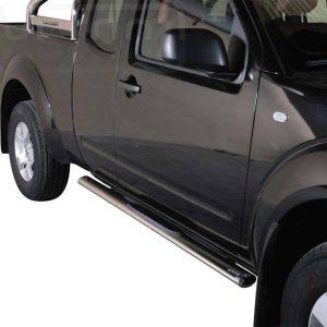 Nissan Navara King Cab 2005 - Ovális oldalfellépő - mt-192