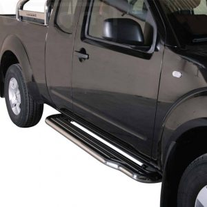 Nissan Navara King Cab 2005 - Lemezbetétes oldalfellépő - mt-221