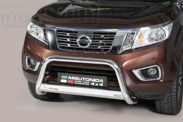 Nissan Navara Np 300 2016 - EU engedélyes Gallytörő rács - mt-133