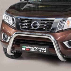 Nissan Navara Np 300 2016 - EU engedélyes Gallytörő rács - U alakú - mt-157