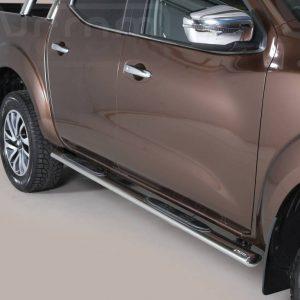 Nissan Navara Np 300 2016 - Ovális oldalfellépő - mt-192