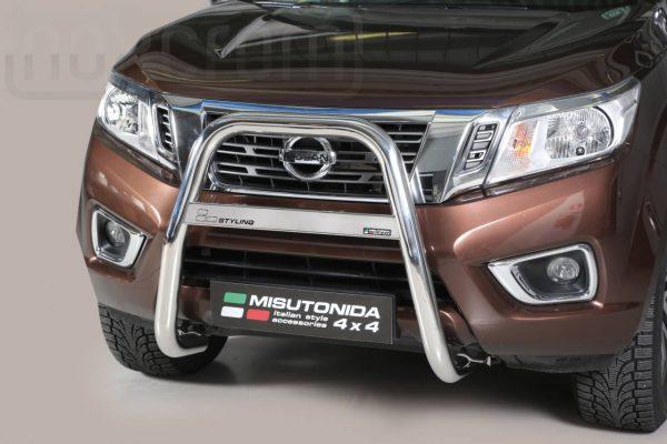 Nissan Navara Np 300 2016 - EU engedélyes Gallytörő rács - magasított - mt-214