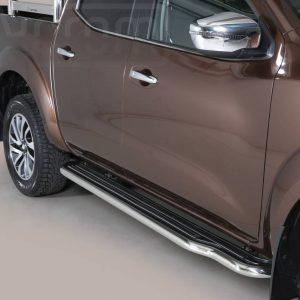 Nissan Navara Np 300 2016 - Lemezbetétes oldalfellépő - mt-221