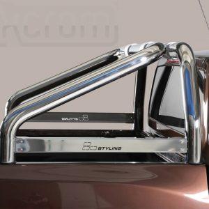 Nissan Navara Np 300 2016 - Szimpla borulásvédő - összekötővel - mt-260