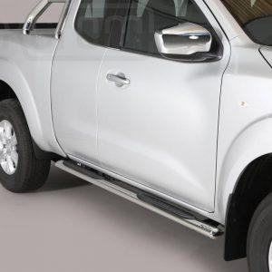 Nissan Navara Np 300 King Cab 2016 - Ovális oldalfellépő - mt-192