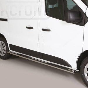 Nissan Nv300 2017 - Ovális oldalfellépő - mt-204