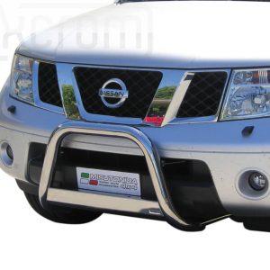 Nissan Pathfinder 2005 2011 - EU engedélyes Gallytörő rács - mt-133