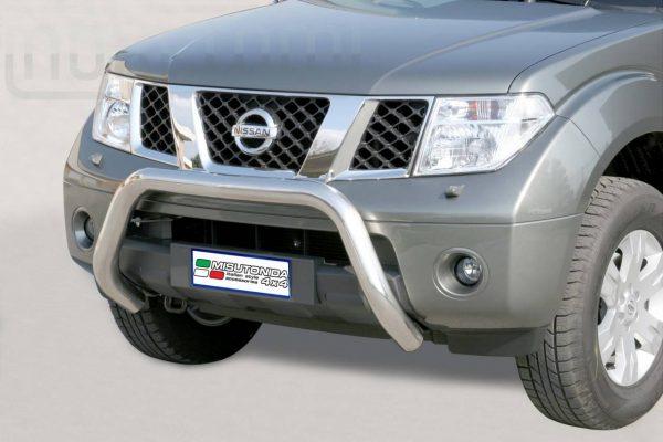Nissan Pathfinder 2005 2011 - EU engedélyes Gallytörő rács - U alakú - mt-157