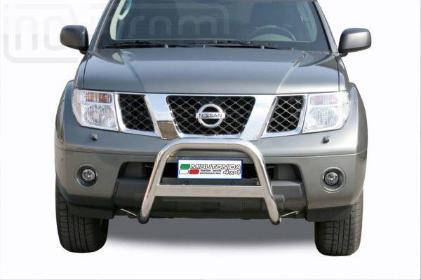 Nissan Pathfinder 2005 2011 - EU engedélyes Gallytörő rács - mt-219