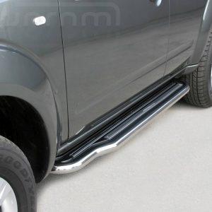 Nissan Pathfinder 2005 2011 - Lemezbetétes oldalfellépő - mt-221