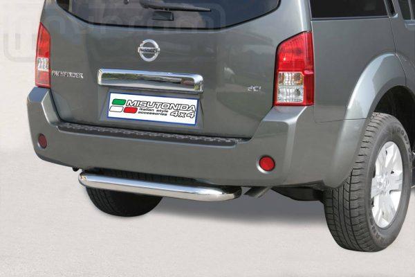 Nissan Pathfinder 2005 2011 - Hátsó lökhárító - mt-229