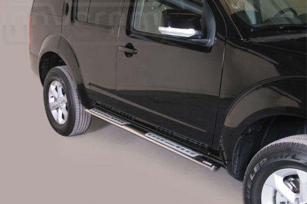 Nissan Pathfinder 2011 - ovális oldalfellépő betéttel - mt-111