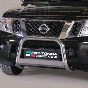 Nissan Pathfinder 2011 - EU engedélyes Gallytörő rács - mt-133