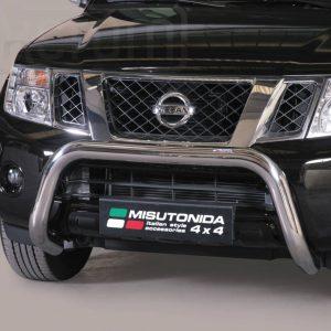 Nissan Pathfinder 2011 - EU engedélyes Gallytörő rács - U alakú - mt-157