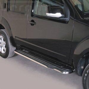 Nissan Pathfinder 2011 - Lemezbetétes oldalfellépő - mt-221