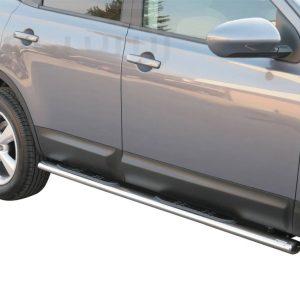 Nissan Quasquai 2 2008 - Ovális oldalfellépő - mt-192