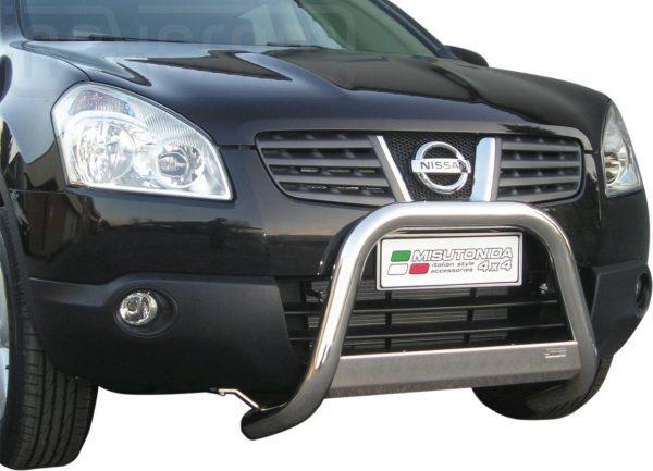 Nissan Quasquai 2007 2010 - EU engedélyes Gallytörő rács - mt-133