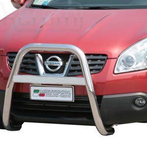 Nissan Quasquai 2007 2010 - EU engedélyes Gallytörő rács - magasított - mt-214