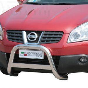 Nissan Quasquai 2007 2010 - EU engedélyes Gallytörő rács - mt-219