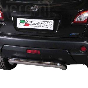 Nissan Quasquai 2010 2013 - Hátsó lökhárító - mt-229