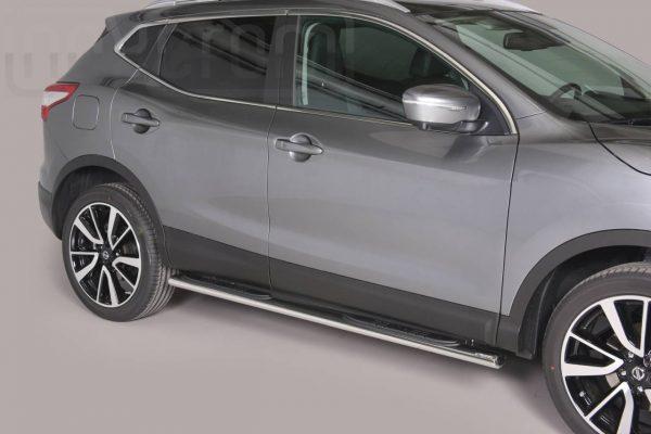 Nissan Quasquai 2014 - Ovális oldalfellépő - mt-192
