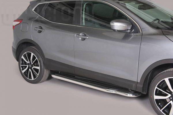 Nissan Quasquai 2014 - Lemezbetétes oldalfellépő - mt-221