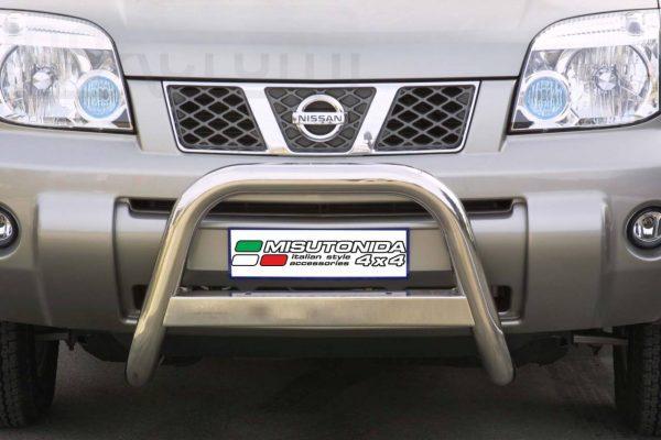 Nissan X Trail 2004 2007 - EU engedélyes Gallytörő rács - mt-219