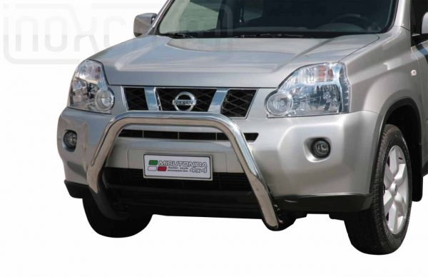 Nissan X Trail 2007 2010 - EU engedélyes Gallytörő rács - U alakú - mt-157