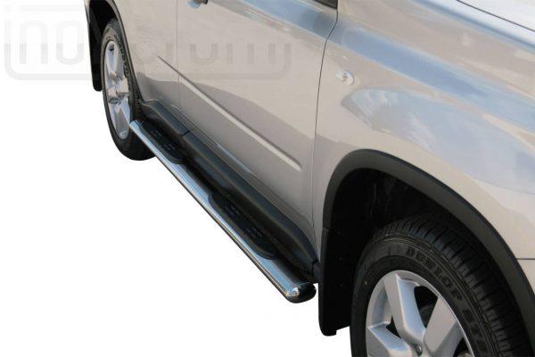 Nissan X Trail 2007 2010 - Ovális oldalfellépő - mt-192