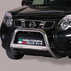 Nissan X Trail 2011 2014 - EU engedélyes Gallytörő rács - mt-133