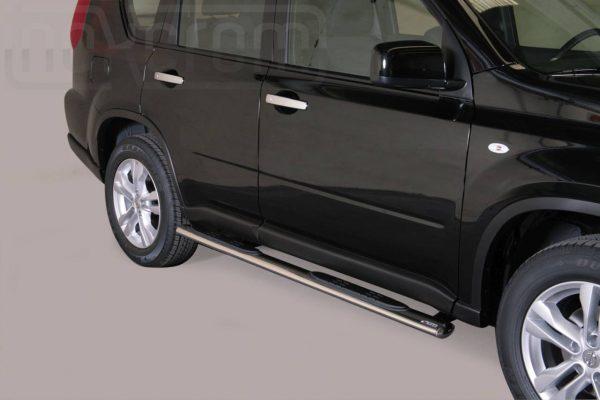 Nissan X Trail 2011 2014 - Ovális oldalfellépő - mt-192