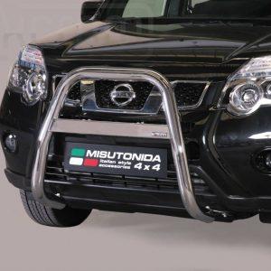 Nissan X Trail 2011 2014 - EU engedélyes Gallytörő rács - magasított - mt-214