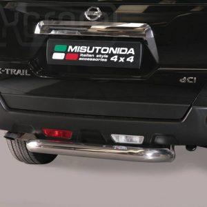 Nissan X Trail 2011 2014 - Hátsó lökhárító - mt-229