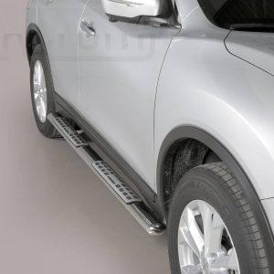 Nissan X Trail 2015 - ovális oldalfellépő betéttel - mt-111