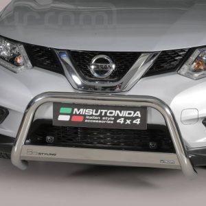 Nissan X Trail 2015 - EU engedélyes Gallytörő rács - mt-133