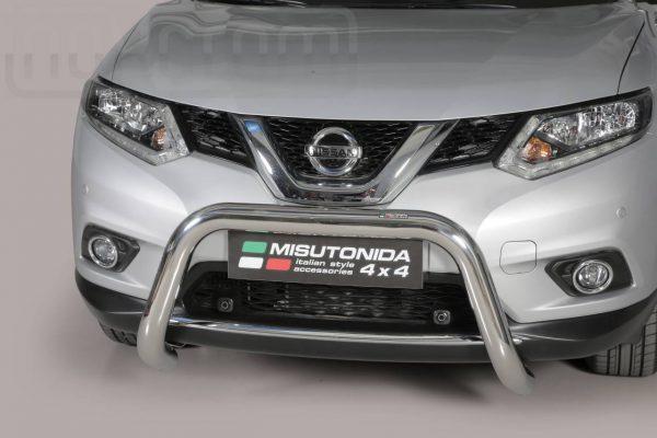 Nissan X Trail 2015 - EU engedélyes Gallytörő rács - U alakú - mt-157