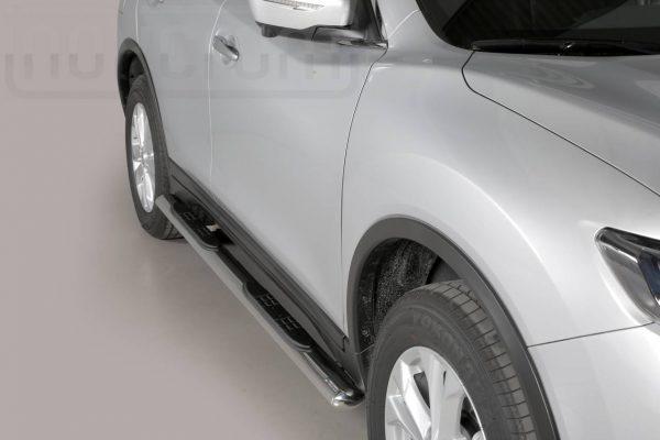 Nissan X Trail 2015 - Ovális oldalfellépő - mt-192