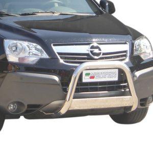 Opel Antara 2007 2011 - EU engedélyes Gallytörő rács - mt-133
