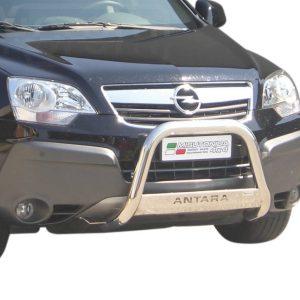 Opel Antara 2007 2011 - EU engedélyes Gallytörő rács - feliratos - mt-153