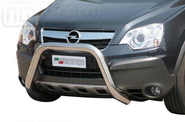 Opel Antara 2007 2011 - EU engedélyes Gallytörő rács - U alakú - mt-157