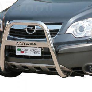 Opel Antara 2007 2011 - EU engedélyes Gallytörő rács - magasított feliratos - mt-218