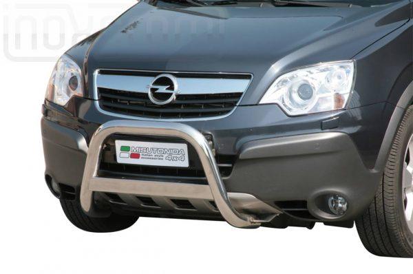 Opel Antara 2007 2011 - EU engedélyes Gallytörő rács - mt-219