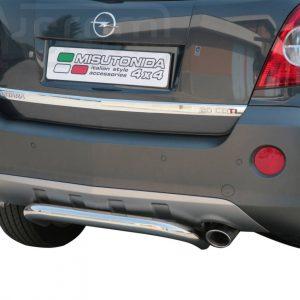 Opel Antara 2007 2011 - Hátsó lökhárító - mt-229