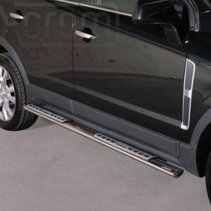 Opel Antara 2011 - ovális oldalfellépő betéttel - mt-111