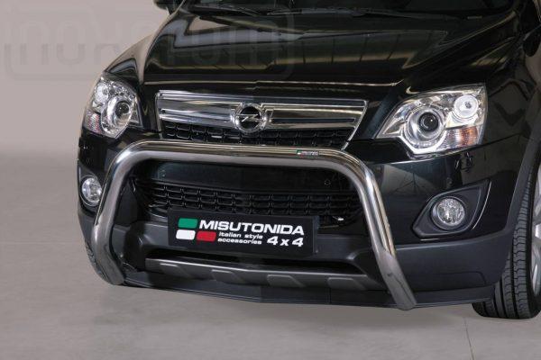 Opel Antara 2011 - EU engedélyes Gallytörő rács - U alakú - mt-157