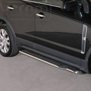 Opel Antara 2011 - Lemezbetétes oldalfellépő - mt-221